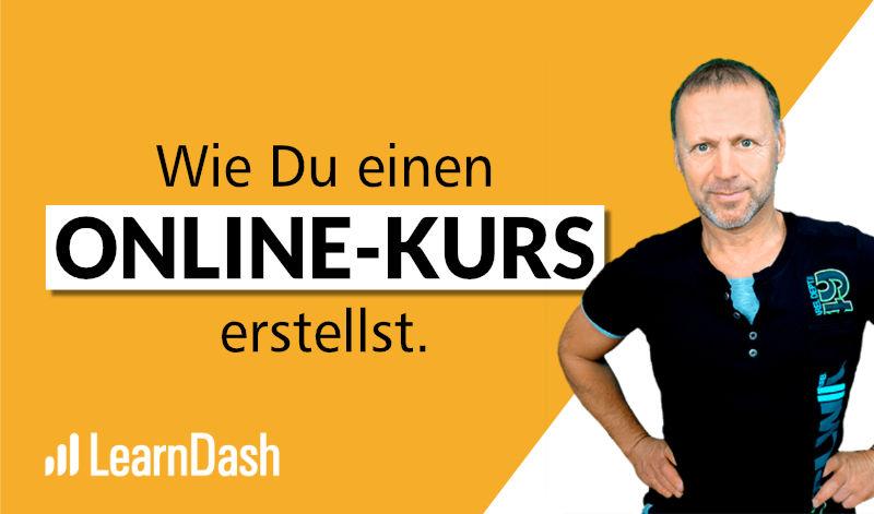 Online-Kurs erstellen mit LearnDash